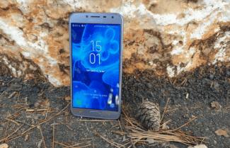 ג'ירפה בודקת: המכשירים הכי זולים בשוק – חלק ראשון: סמסונג Galaxy J4