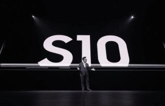 סמסונג חוגגת עשור לסדרת גלקסי ומכריזה על ה-Galaxy S10