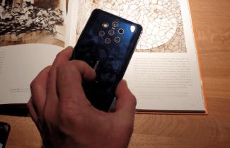 ברצלונה 2019: הדגמת צילום ב-Nokia 9 Pureview