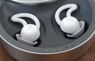 ג'ירפה בודקת: אוזניות Bose Sleepbuds – לישון איתן