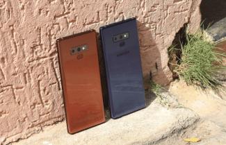 במה תבחרו? נחשפו צבעי סדרת Galaxy Note 10