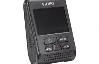 מצלמת רכב VIOFO A119-G V2 במחיר מעולה כולל קופון הנחה!
