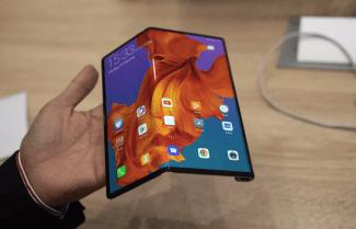הערכה: Huawei Mate Xs יגיע עם עט חרט בתוכו