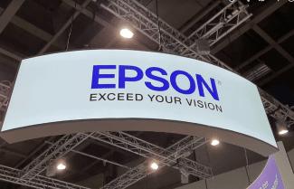 חברת Epson משיקה מדפסות פורמט רחב ב-12 צבעים