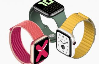 השעון של אפל צפוי לקבל Touch ID וחיישן טביעת אצבע