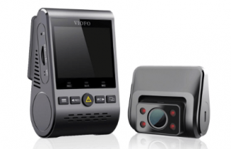 מצלמת רכב כפולה VIOFO A129 IR Duo 5GHz Night Vision