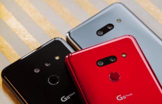 חברת LG שחררה עדכון אנדרואיד 10 למכשירי G8 ThinQ בקוריאה