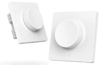 דימר מיוחד לנורות חכמות של YeeLight לשליטה ללא צורך באפליקציה