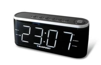 דיל מקומי: רדיו שעון מעורר עם תצוגת LED גדולה מבית BLAUPUNKT