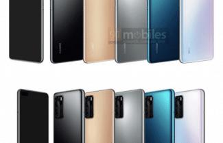סדרת Huawei P40: זום כפול 10, מצלמת סלפי כפולה ועוד הפתעות