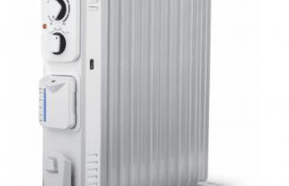 דיל מקומי: רדיאטור 12 צלעות Hemilton 2500W כולל מתקן אדים קרים מובנה