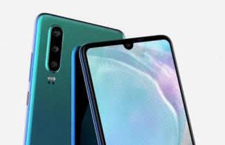 פרטים חדשים על סדרת Huawei P30: מסכי OLED, מגרעת מינימלית ועוד
