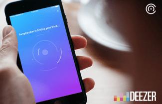 שירות המוזיקה Deezer משיק כלי זיהוי שירים מהיר