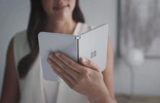 מיקרוסופט חוזרת לשוק הסלולר עם Surface Duo – מכשיר מתקפל חדש
