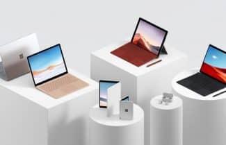 מיקרוסופט מציגה את מוצרי Surface החדשים, כולל אוזניות אלחוטיות