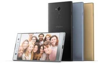 תערוכת CES 2018: סוני מכריזה על מכשירי Xperia חדשים