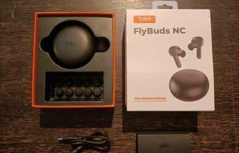 ג׳ירפה סוקרת: אוזניות Tribit Flybuds NC – תמורה מפתיעה למחיר