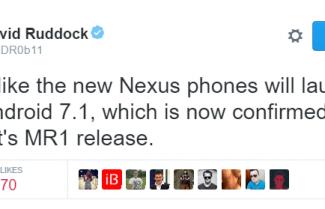 דיווח: מכשירי הנקסוס החדשים יוכרזו בסתיו הקרוב, לצד אנדרואיד נוגט 7.1