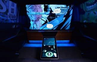 שיתוף פעולה בין אינטל לאולפני וורנר יציג תוכן על חלונות הרכב האוטונומי