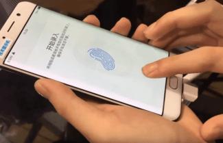 צפו בוידאו: אב טיפוס של Vivo מציג את חיישן טביעת האצבע מתחת למסך