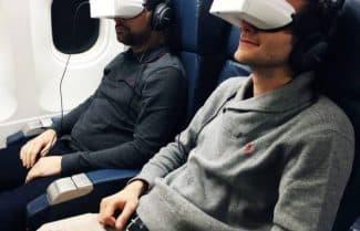 חברת 'אייר פראנס' ביצעה פיילוט למערכת המבוססת על מציאות מדומה