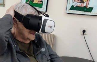 מנצלים את הטכנולוגיה: משקפי תלת מימד מסייעים בפיזיותרפיה למבוגרים