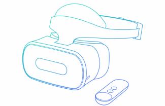 כנס המפתחים של גוגל: משקפי VR עצמאיים בשיתוף עם לנובו ו-HTC