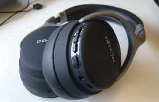 ג'ירפה בודקת: AH-GC30 אוזניות מבטלות רעשים מבית Denon
