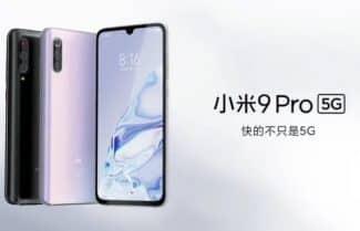 הוכרז: Xiaomi Mi 9 Pro 5G – טעינה אלחוטית מהירה ותמיכה בדור החמישי