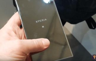 ברצלונה 2017: צפו בהתרשמות ראשונה ממכשיר ה-Xperia XZ Premium של סוני