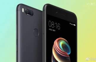 הוכרז: Xiaomi Mi 5X עם מסך 5.5 אינץ' ומערך צילום כפול; המחיר כ-220 דולרים