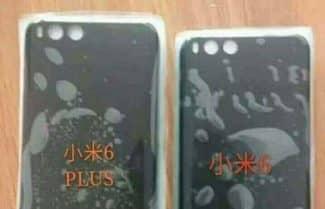 האם תמונה חדשה מציגה את חלקו האחורי של ה-Xiaomi Mi 6 Plus?