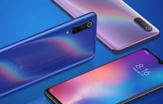 סמארטפון Xiaomi Mi 9 תצורת 6/64 במחיר מבצע כולל אחריות יבואן רשמי!