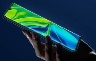 שיאומי מכריזה על Mi CC9 Pro או בשמו האירופאי Mi Note 10