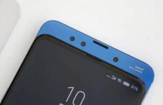 סמארטפון Xiaomi Mi Mix 3 היוקרתי במחיר מצויין כולל ביטוח מס!