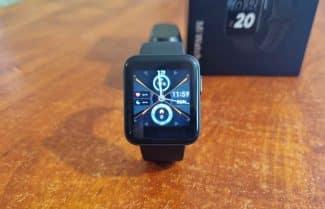ג׳ירפה סוקרת: Xiaomi Mi Watch Lite – שעון חכם מחיר נמוך