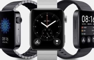 אפל צריכה לדאוג? שיאומי מכריזה על השעון החכם Xiaomi Mi Watch