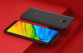 סמארטפון Xiaomi Redmi 5 Plus עם ביטוח מס – במחיר מעולה!