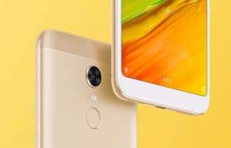 הושקו בישראל: Xiaomi Redmi 5 ו-Xiaomi Redmi 5 Plus; החל מ-849 שקלים