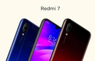 שיאומי מכריזה על ה-Redmi 7 לשוק הנמוך עם מפרט מרשים ומחיר תחרותי