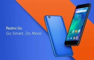 סמארטפון Xiaomi Redmi Go במחיר מבצע לזמן מוגבל!
