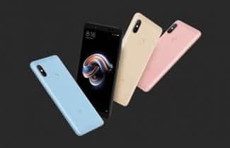 הושק בישראל: Xiaomi Redmi Note 5 עם דגש על מערך צילום; המחיר 1,249 שקלים