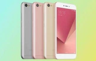 הוכרז: Xiaomi Redmi Note 5A לפלח השוק הנמוך-בינוני; החל מ-89 אירו