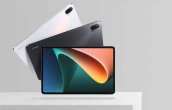 השקה גלובלית: הטאבלט Xiaomi Pad 5 זמין לרכישה במחיר החל מ- 299 דולרים