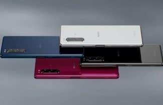 סוני מכריזה על ה-Xperia 5: מסך 6.1 אינץ' ושלוש מצלמות אחוריות
