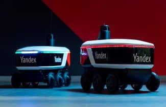 יאנדקס משיקה את Rover – רובוט משלוחים המבוסס על טכנולוגיות הרכב האוטונומי