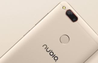 הוכרז: Nubia Z17 Mini עם מסך 5.2 אינץ', 6GB RAM ומצלמה אחורית כפולה
