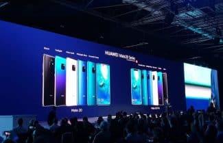 וואווי מכריזה על Huawei Mate 20 & Mate 20 Pro; החל מ-2,999 שקלים