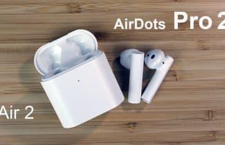 אוזניות Xiaomi Airdots Pro 2 Air 2 במחיר מבצע כולל קופון הנחה!