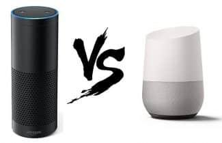 הכל בעזרת הקול: Google Home מול Amazon Echo